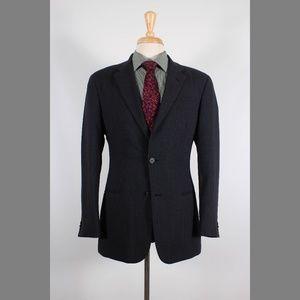 Emporio Armani 36R Gray Sport Coat B196